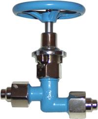 Клапаны (вентили) запорные криогенной техники (АЗТ, АЗК) в Саратове.